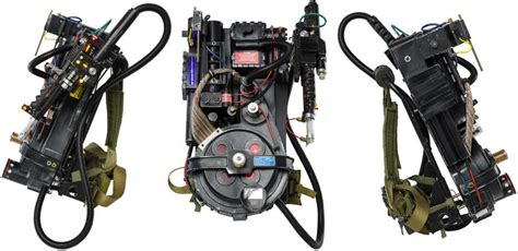 Build A Proton Pack by This Build It Yourself Ghostbusters Proton Pack Is The