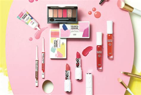 Etude House 2018 paint your canvas with bright colors with these