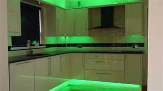 kitchen led lighting strips led lights kitchen roselawnlutheran