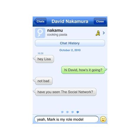 Iphone Chat Room by Myspace Chat History Houses Plans Designs