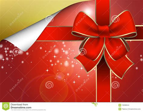 christmas gift package stock images image 16098944