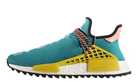 Adidas Nmd Runner X Pharell William Human Species Black 1 pharrell black adidas nmd human species race frifelt el