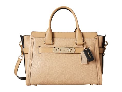 Coach Swagger Messenger 100 Authentic coach swagger carryall colorblock handbag satchel 495 authentic ebay