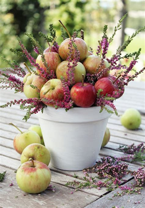 apple centerpieces 10 diy apple decorations for autumn home design and