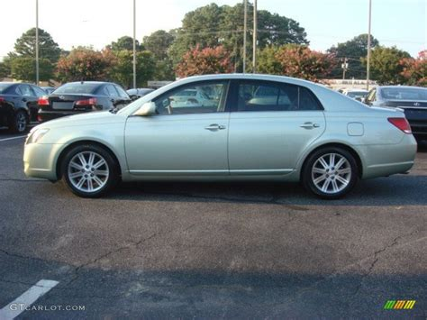2006 Toyota Avalon Limited Silver Pine Mica 2006 Toyota Avalon Limited Exterior Photo