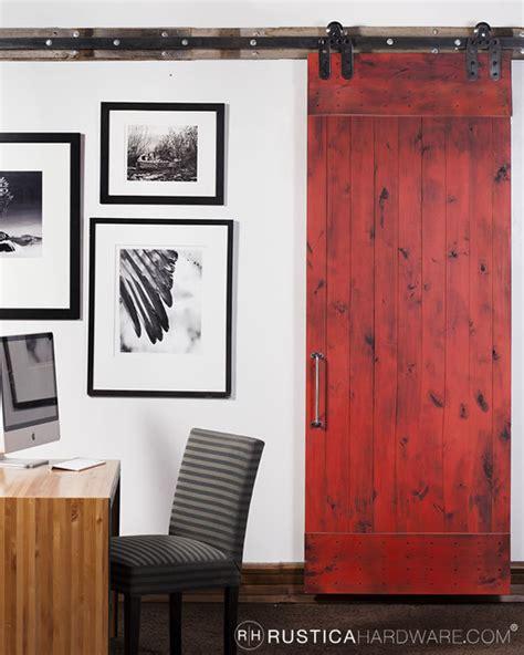 True Barn Doors Modern Home Office Salt Lake City Rustica Barn Door