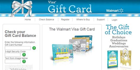 Walmart Visa Gift Card Fees - how to walmart activation code how to activate my walmart visa gift card