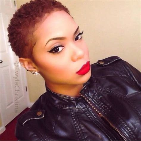 stud hairstyles there s nothing like a short twa hairstyle with a pop of