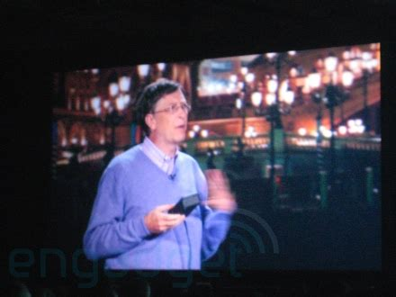 Bill Gates Ces Keynote by Bill Gates Live At His 12th And Ces Keynote