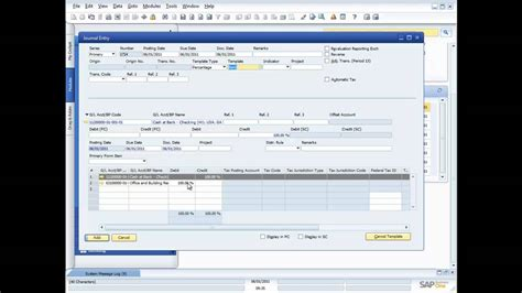 erp reports sles demonstrating the financials functionality in sap business
