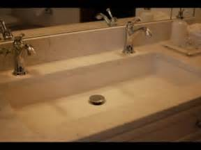 bathroom trough sink with two faucets trough bathroom sink with two faucets figure