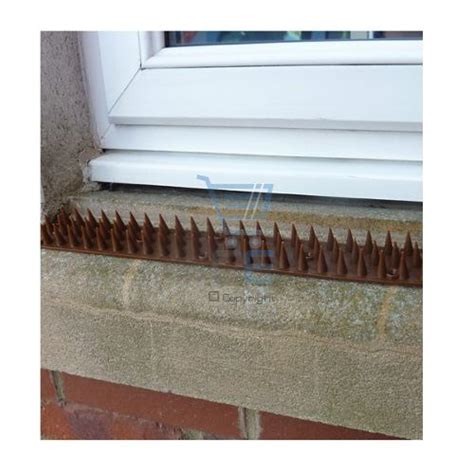 Window Sill Spikes Anti Climb Fence Wall Window Sill Security Spikes Ebay