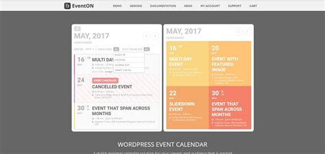Event Calendar Script For Website best event calendar plugins code geekz