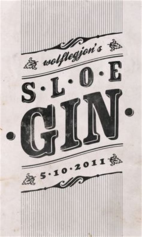 Po Shaqueena By Fnd Labels 1000 images about sloe gin on gin sloe gin