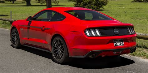 Mustang Gt Reviews by 2016 Ford Mustang Gt Review Photos Caradvice