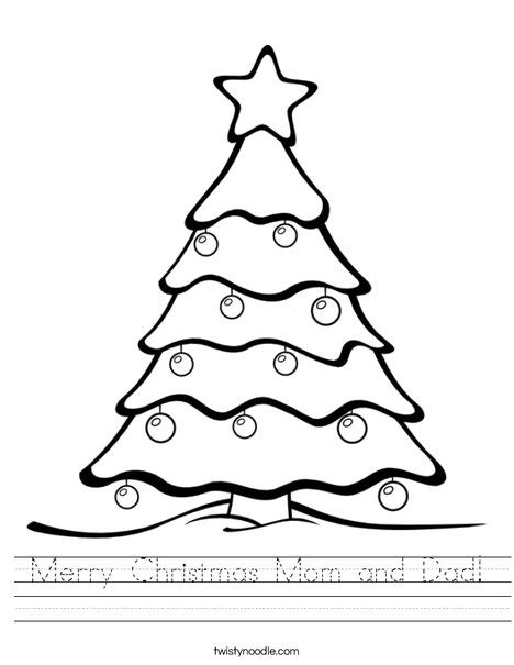 merry christmas mom coloring pages merry christmas mom and dad worksheet twisty noodle
