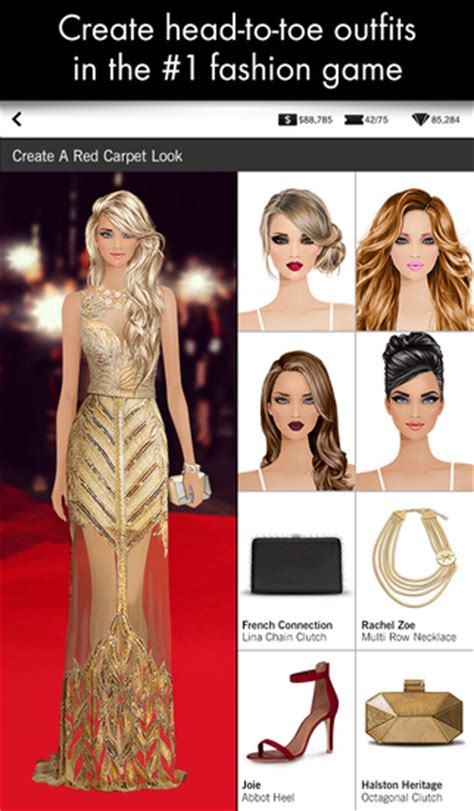 how do you unlock hairstyles on covet fashion covet fashion the game for dresses hairstyles and