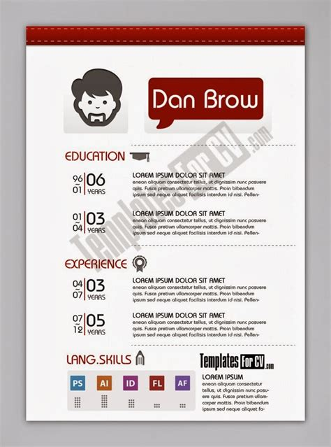 unique free resume downloads in word format on free cv templates