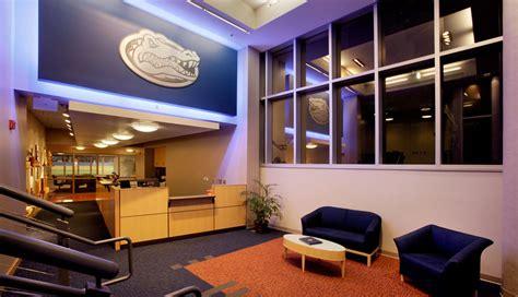 university  florida baseball locker room facility