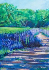 pastel landscape landscape in pastels drawing ideas