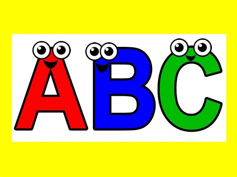 Abc Spon quot sing the alphabet quot busy beavers abc song