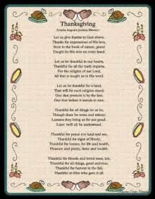 thanksgiving poems for children reanimators