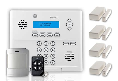 wireless alarm system wireless alarm systems home depot