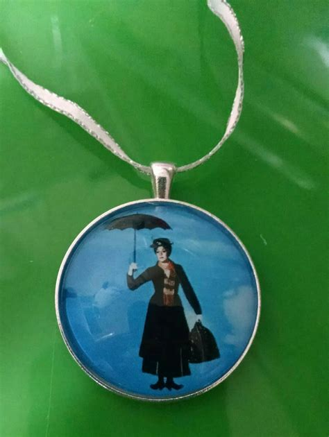 mary poppins christmas ornament by heartnsoulgiftsnmore on