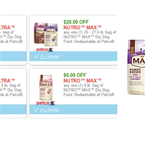 nutro food coupon new 65 in nutro food coupons