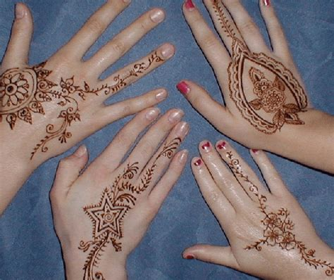 henna tattoo on back hand 40 simple and easy henna mehndi designs for beginners