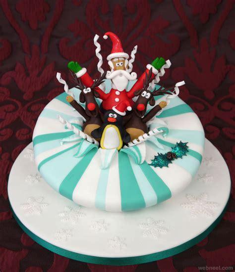christmas cake decorations ideas 25 beautiful cake decoration ideas and design exles