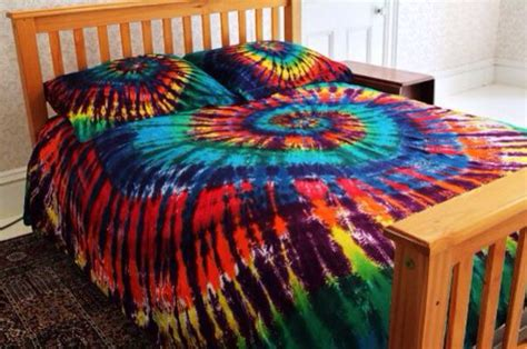 tie dye bedding queen queen tie dye bed set for the home pinterest