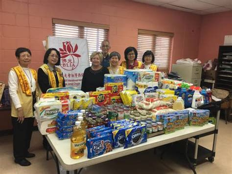 Food Pantries In Nj by Blia Nj Donates Food Household Goods To South Plainfield Food Pantry News Tapinto