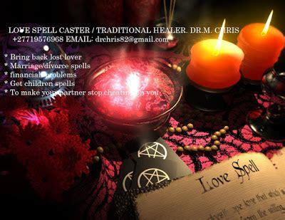love spells caster black magic bring  lost lover