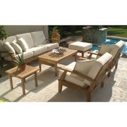 Outdoor Patio Recliner by 23 Teak Patio Furniture