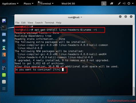 kali linux install vmware tutorial how to install official vmware tools in kali linux 2 sana