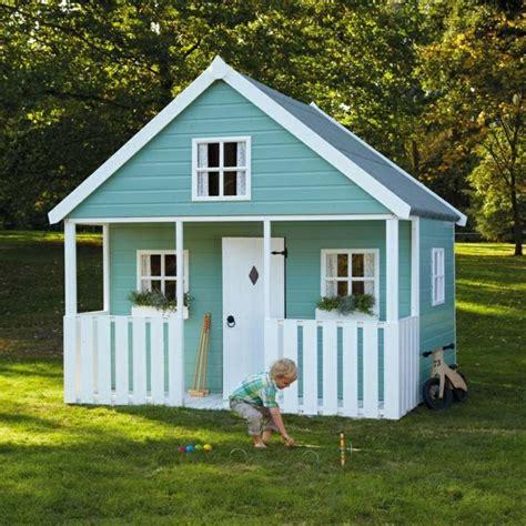 Idee Cabane Enfant by La Cabane En Bois Pour Enfant Id 233 Es De D 233 Co Originales