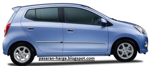 Ayla Type X Tahun 2014 Matic harga jual mobil daihatsu ayla bekas daftar terbaru terkini