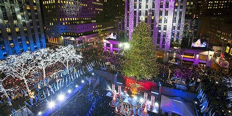 schmiede aachen rockefeller center tree lighting 2014