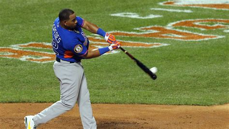 Home Run Derby Winners by Home Run Derby 2013 Results Yoenis Cespedes Wins Derby With 9 Homers In Sbnation