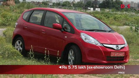 Honda Jazz At 2011 2011 honda jazz select review and road test by