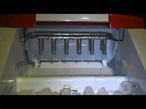 luma comfort impc 2800s salton ice cube maker indepth review demonstration