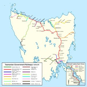 Tas L Is tasmanian government railways
