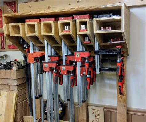 bessey  style  parallel clamp rack  cmmyakman