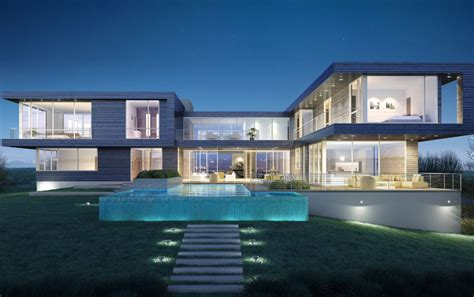 Modern Mansion | 27 95 million modern mansion to be built in southton