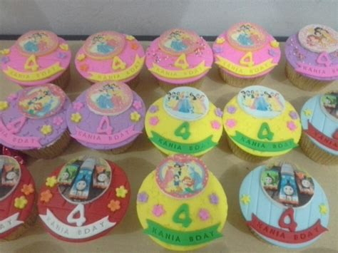 Cupcake Paket 4 Pcs delivery food in jakarta delivery cupcakes di jakarta by