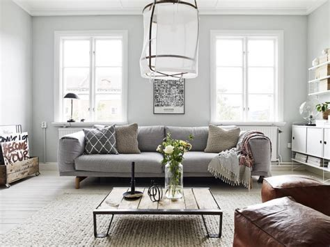 rustic grey living room modern apartament with rustic accents for your home design pics
