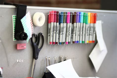 cubicle decorating kits cube decor zone organize and decorate with push pins cubicle decor zone