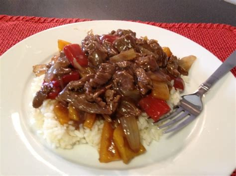 Beef Steak Spicy Rice meals on a budget pepper steak with rice cincyshopper