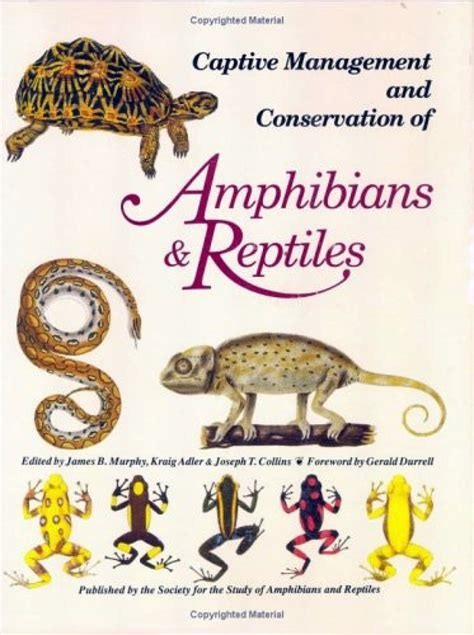 animals in captivity books herp books captive management and conservation of